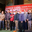 ORANGE gang fishing battle 2016